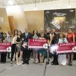 Estudiantes de Maeyest Fashion College fueron ganadoras del concurso Unimodaa 2016