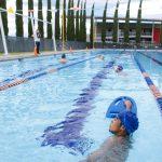 Alberca universitaria de la UAA ofrece múltiples actividades de verano para niños y adultos