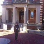 Estudiante de Maestría en Arte de la UAA presentó ponencia en la Universidad de Harvard