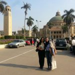 Catedrática de la UAA impartió taller en la Universidad del Cairo