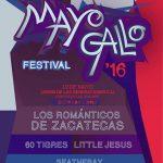 UAA invita al festival Mayo Gallo con la presencia de agrupaciones musicales reconocidas a nivel nacional