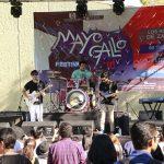 Festival Mayo Gallo reunió a cerca de 3 mil jóvenes en torno a ritmos contemporáneos