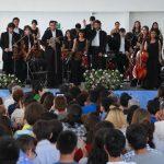 Con magno concierto celebra 17 años el Ensamble Real de Jóvenes Universitarios de la UAA