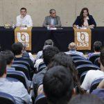 Alumnos UAA presentan revista dedicada a la vida y obra de Jesús F. Contreras