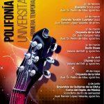 Cierra temporada de Polifonía UAA con concierto de ensamble de guitarras y coro