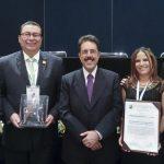 Recibe UAA distintivo nacional de Responsabilidad Social Universitaria por parte de la ANFECA