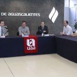 Instala UAA nuevo comité de Seguridad, Higiene y Medioambiente con ACIUAA