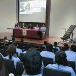 Inició la Cuarta Semana Académica, Cultural y Deportiva de Terapia Física