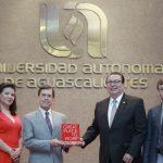 Great Place to Work premia a la UAA como una de las tres mejores instituciones para trabajar en todo México