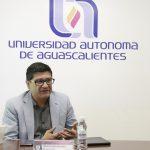 """Cátedra """"Dr. Alfonso Pérez Romo"""" de la UAA será impartida por Caballero de la Orden de las Artes y las Letras del gobierno francés"""