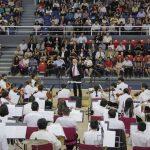 Big Band y Orquesta Filarmónica de la UAA se presentan en renovado Poliforum Morelos