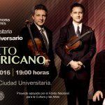 380 Polifonía Universitaria celebrará 20 aniversario con concierto de agrupación ganadora del Grammy Latino en 2012