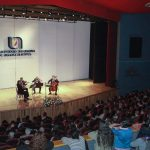UAA conmemora 20 aniversario de Polifonía Universitaria con recital de Cuarteto Latinoamericano