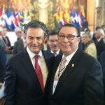 Participa rector de la UAA en la XXIV Sesión Extraordinaria de la Asamblea General de la ANUIES y 80 aniversario del IPN
