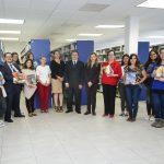 Se incrementa el acervo bibliográfico del bachillerato oriente de la UAA a cerca de 3 mil ejemplares