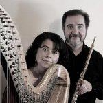 Dúo Angelus ofrecerá recital de música para flauta y arpa en la UAA