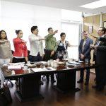 Se toma protesta a la renovada comisión de Legislación del H. Consejo Universitario de la Autónoma de Aguascalientes