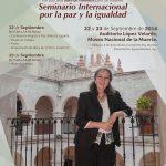 Cátedra Internacional Marcela Lagarde y de los Ríos se efectuará en la Autónoma de Aguascalientes