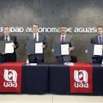UAA y Fiscalía General del estado buscan nueva imagen gráfica para esta dependencia y tres más de sus unidades