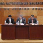 Sociedad de alumnos de Derecho UAA firma convenio con Colegio de Notarios de Aguascalientes