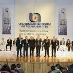 UAA recibe de EQA Certificación México reconocimiento por su mejora continua