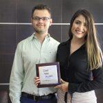 Alumnos de Economía de la UAA obtuvieron el primer lugar en torneo estatal y nacional de Derivados con la Bolsa de Valores de Chicago