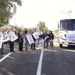 UAA amplía parque vehicular e inaugura vialidad poniente en beneficio de estudiantes, docentes e investigadores