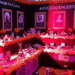 Museo Nacional de la Muerte fue seleccionado por Google Arts & Culture para tener recorrido virtual  y dar a conocer en el mundo el Día de Muertos