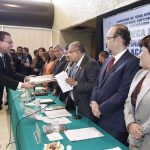 UAA entrega estados financieros auditados y resultados académicos al Congreso de la Unión