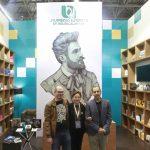 Stand oficial de la UAA en la 30 Feria Internacional del Libro de Guadalajara