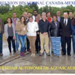 Se reúnen en la UAA investigadores de México y Canadá que buscan combatir problemas endocrinológicos y neurodegenerativos a través de la canalómica