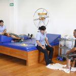 Más de 15 mil servicios brindó la Clínica de Rehabilitación Física de la UAA este 2016