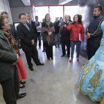 UAA rescata dos grandes valores culturales de la entidad en la exposición 'La inspiración de Jesús F. Contreras en el arte textil'