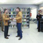 UAA equipa seis unidades bibliotecarias con 300 computadoras móviles para uso de la comunidad universitaria