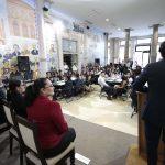 UAA en colaboración con el Congreso del Estado realizó el Primer Foro Legislativo Universitario.