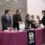 UAA incentiva propuestas legislativas a través de concurso Descubriendo Juristas 2016, convocado por Sociedad de Alumnos de Derecho