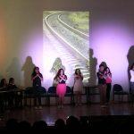 Estudiantes de bachillerato de la UAA realizaron homenaje a Salvador Gallardo Topete