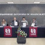 Se concretó la firma de convenio de colaboración entre la UAAy el Club Necaxa