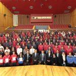 UAA y CONADE entregan a estudiantes y egresados certificado que los avala como entrenadores deportivos