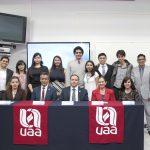 Autónoma de Aguascalentes entrega diplomas a egresados del Bachillerato Internacional
