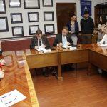 Universidad Autónoma de Aguascalientes y Comisión Estatal de Derechos Humanos signan convenio de colaboración