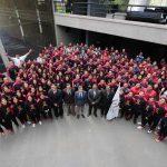 Más de 100 atletas de la UAA son abanderados para participar en la Universiada Regional del CONDDE