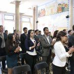 UAA y H. Congreso del estado ponen en marcha Primer Modelo Legislativo Universitario