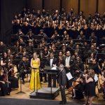 OFUAA y OSIJUG presentaron Carmina Burana en el emblemático Teatro Degollado de Guadalajara