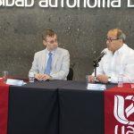 Universidades deben ser las detonadoras de talento, innovación y emprendimiento, propone Otto Granados Roldán durante conferencia en la UAA
