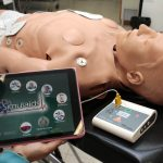 Laboratorio de Soporte Vital de la UAA permite a estudiantes conocer y manejar escenarios clínicos de emergencia con equipamiento de primer nivel