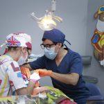 Aproximadamente 150 niños son atendidos semanalmente en la Clínica de Odontopediatría de la UAA