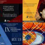 UAA convoca a sus concursos literarios y de crítica de alcance nacional