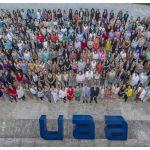 Rector FJAG se reúne con madres trabajadoras de la UAA