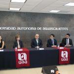"""UAA presenta su Congreso Nacional de Derecho """"A 100 años del Constituyente"""""""
